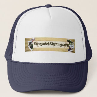 casquette de logo de sasquatchsightings.org
