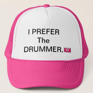 Casquette de Madame DrumHead Prefer Trucker