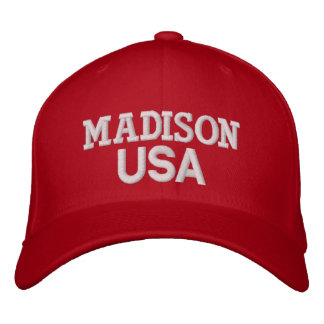 Casquette de Madison Etats-Unis