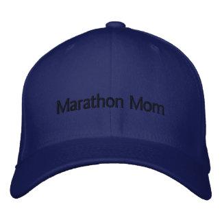 Casquette de maman de marathon casquette brodée