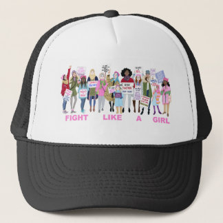 Casquette de mars des femmes