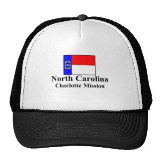 Casquette de mission de la Caroline du Nord