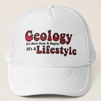 Casquette de mode de vie de géologie
