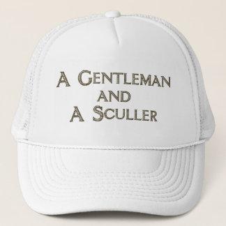 Casquette de monsieur et de Sculler