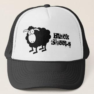 Casquette de moutons noirs