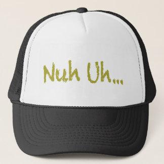Casquette de Nuh Uh