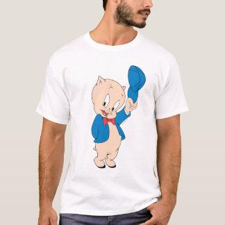 Casquette de ondulation gros du porc | t-shirt