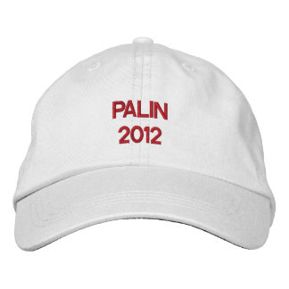 Casquette de PALIN 2012