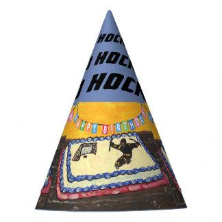Casquette de partie d'hockey de traîneau chapeaux de fètes
