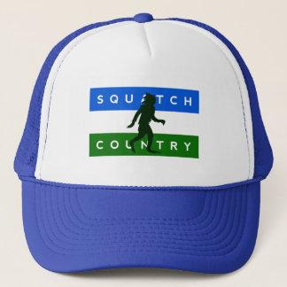 """Casquette de pays de Cascadia """"Squatch"""""""