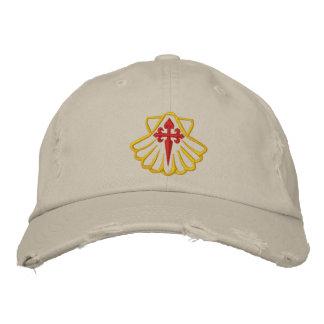 Casquette de pèlerin casquette brodée