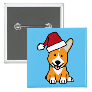 Casquette de Père Noël de Noël de Gallois de Badges