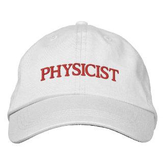 Casquette de physicien