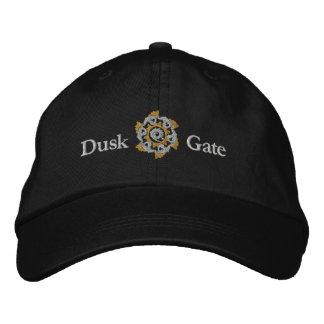 Casquette de porte de crépuscule casquette brodée