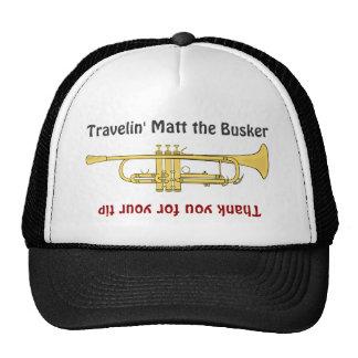 Casquette de pot de bout de trompette de musiciens