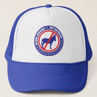 casquette de républicain de vote
