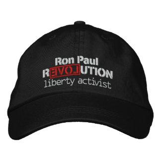 Casquette de révolution de Ron Paul