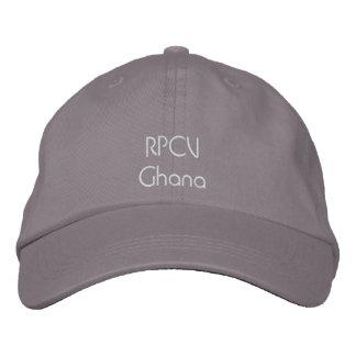 Casquette de RPCV Ghana Casquette Brodée