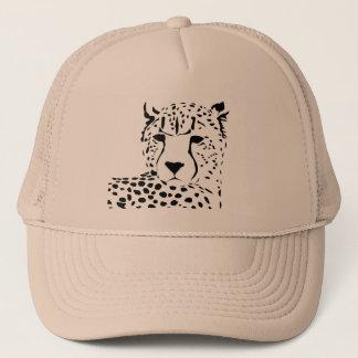 Casquette de safari de guépard