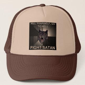 Casquette de Satan de combat
