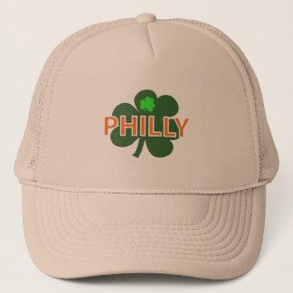 Casquette de shamrock de Philly