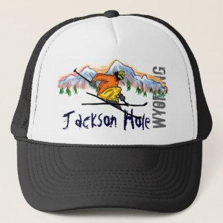 Casquette de ski de Jackson Hole Wyoming
