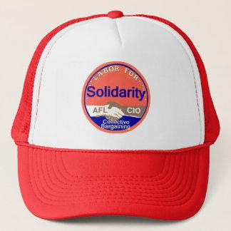 Casquette de solidarité
