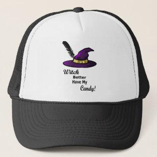 casquette de sorcière