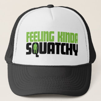Casquette de Squatchy de sentiment
