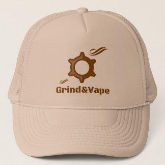 Casquette de tabagisme de camionneur de conception