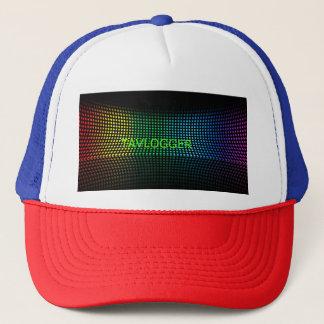 casquette de tavlogger de youtube