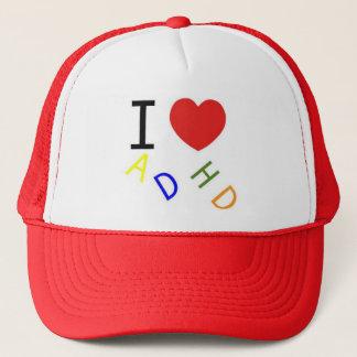 Casquette de TDAH !