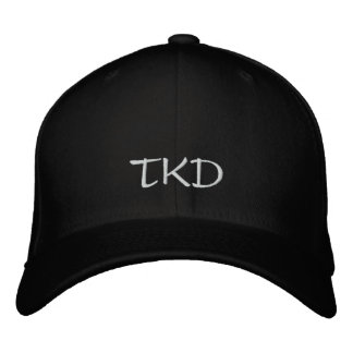 Casquette de TKD Casquette Brodée