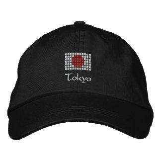 Casquette de Tokyo - casquette japonais de drapeau
