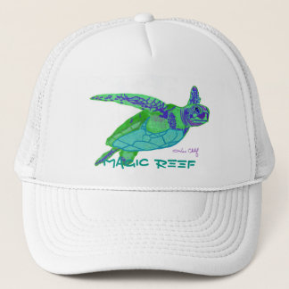 Casquette de tortue de mer