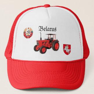 Casquette de tracteur du Belarus