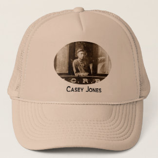 Casquette de train de Casey Jones
