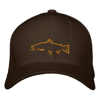 Casquette de traqueur de truite casquette brodée