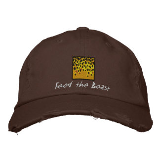 Casquette de truite de Brown