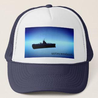"casquette de ""unterseeboot"" d'U-bateau"