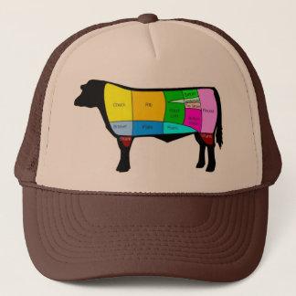 Casquette de vache