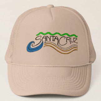 Casquette de vague de Santa Cruz