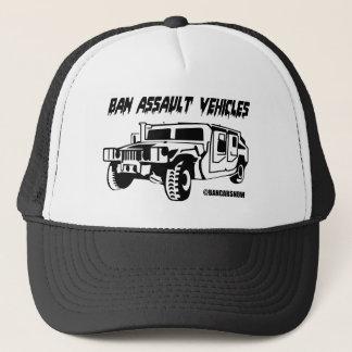 Casquette de véhicules d'assaut d'interdiction