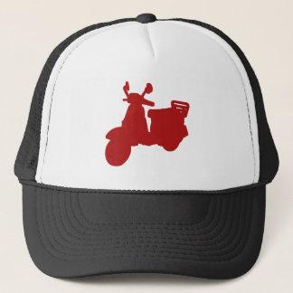 Casquette de vélo de moteur