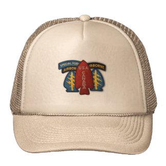 casquette de vétérinaires de vétérans de bérets