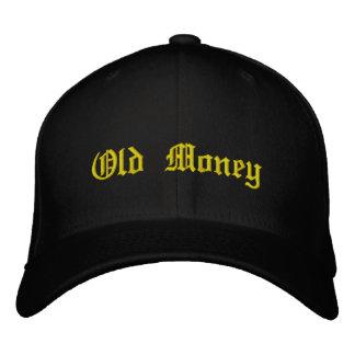 Casquette de vieil argent