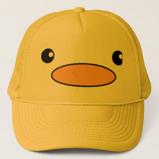 Casquette de visage de canard