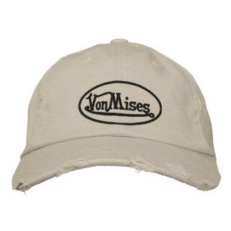 casquette de vonmises casquette brodée