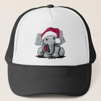 Casquette d'éléphant de Père Noël