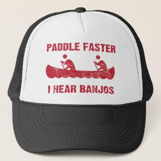 Casquette Délivrance de PaddleFaster